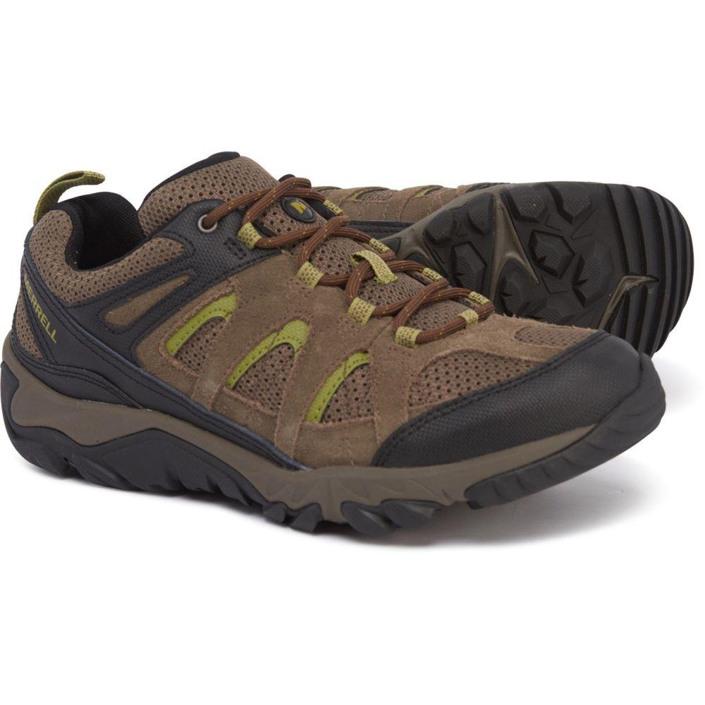 メレル Merrell メンズ ハイキング・登山 シューズ・靴【Outmost Vent Hiking Shoes】Boulder