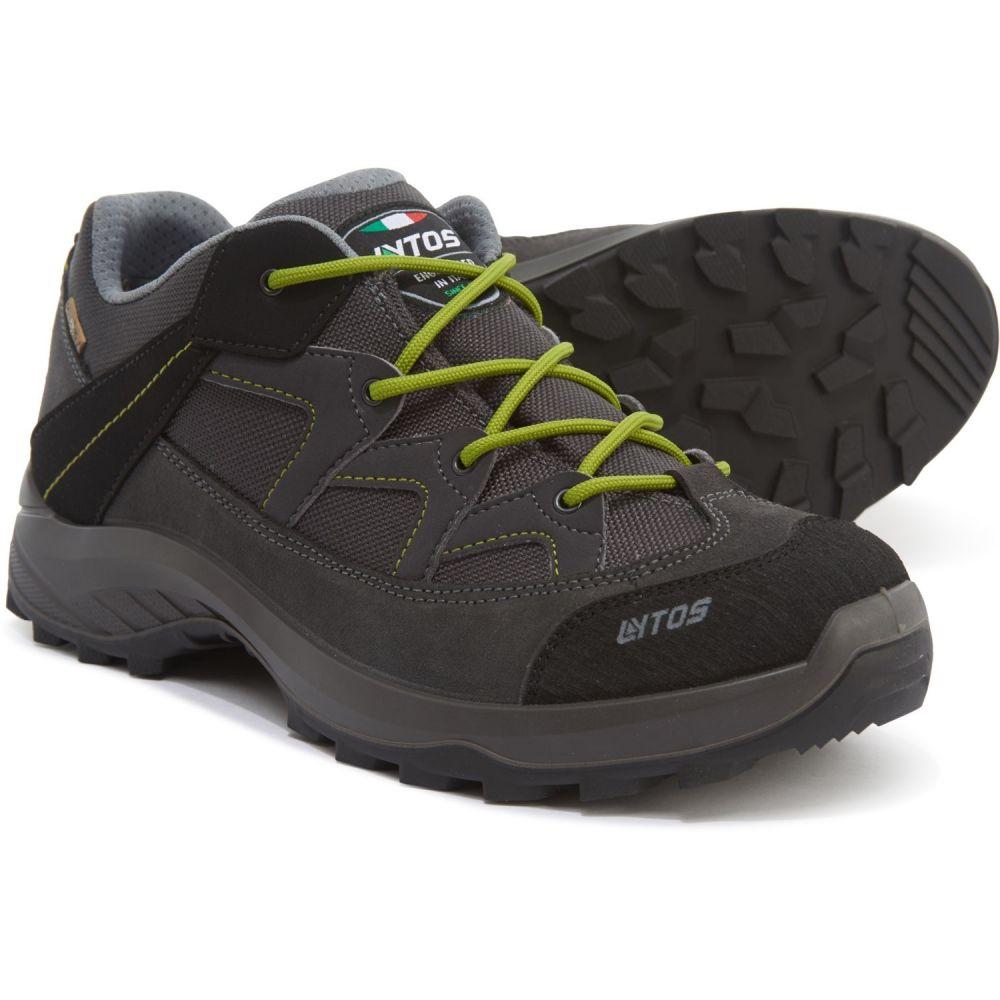 レイトス Lytos メンズ ハイキング・登山 シューズ・靴【Made in Europe 221 Jab 51 Hiking Shoes - Waterproof】Shark/Anthracite