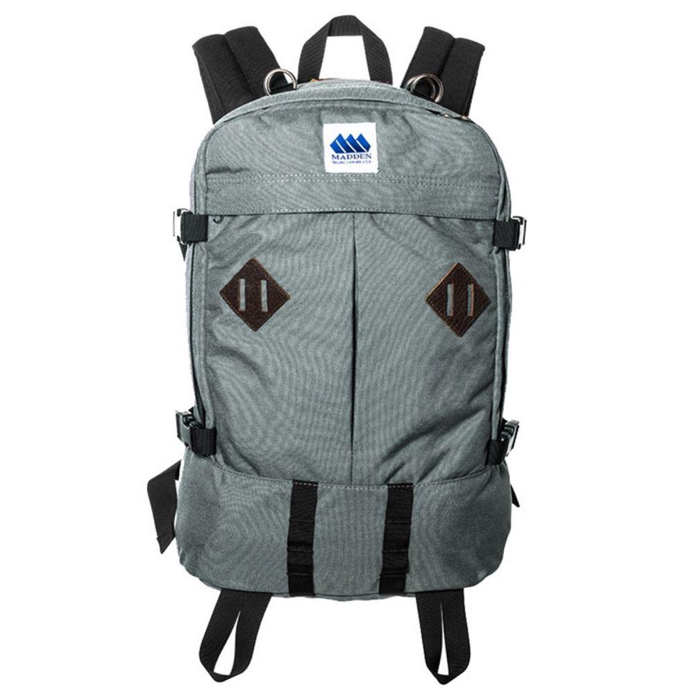 マデン Madden ユニセックス バックパック・リュック バッグ【Daylite 24L Backpack】Coal Gray