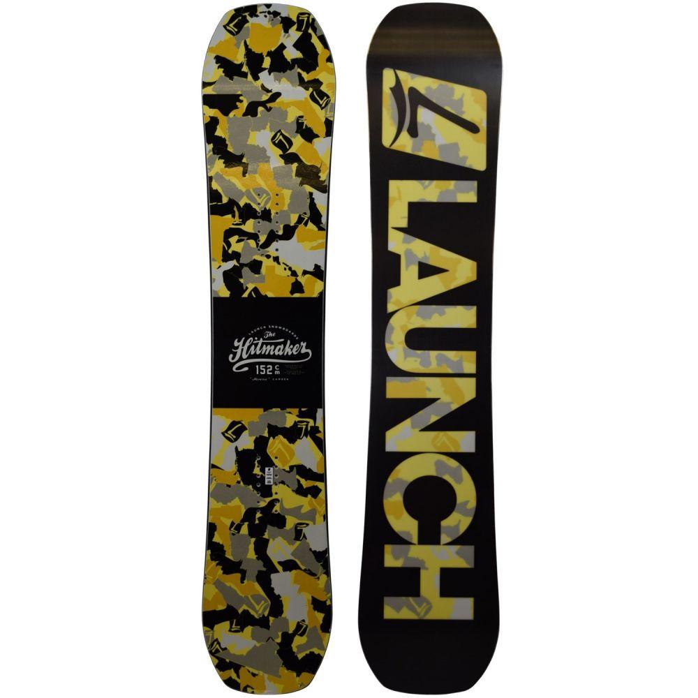ローンチ Launch Snowboards ユニセックス スキー・スノーボード ボード・板【Hitmaker RC Snowboard】See Photo