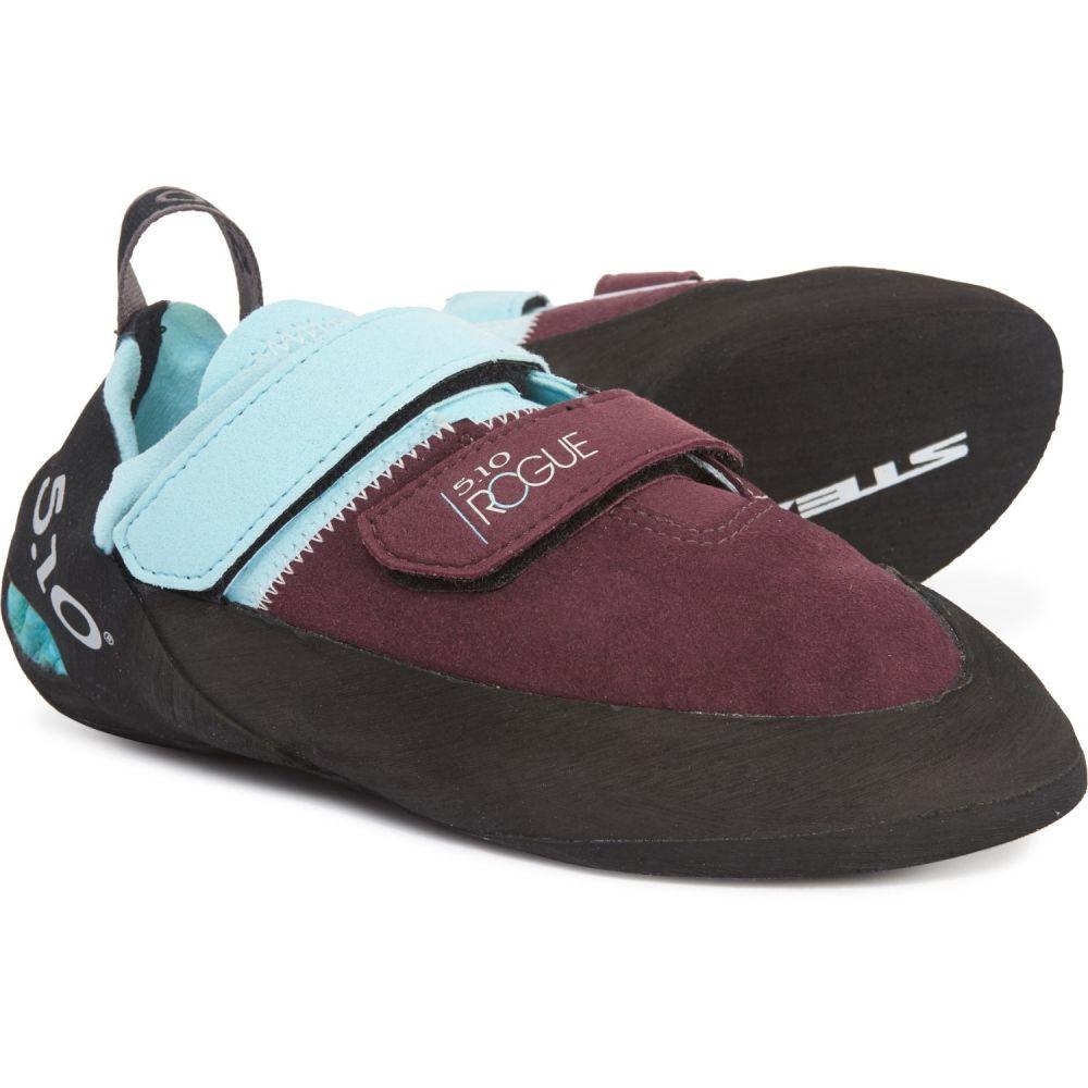 ファイブテン Five Ten レディース クライミング シューズ・靴【Rogue VCS Synthetic Climbing Shoes】Light Blue