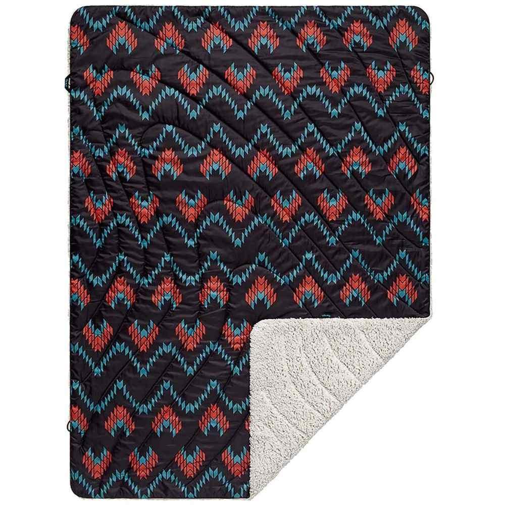 ルンプル RUMPL ユニセックス ハイキング・登山 ブランケット【The Sherpa Puffy Throw Blanket - 50x70】Pathfinder