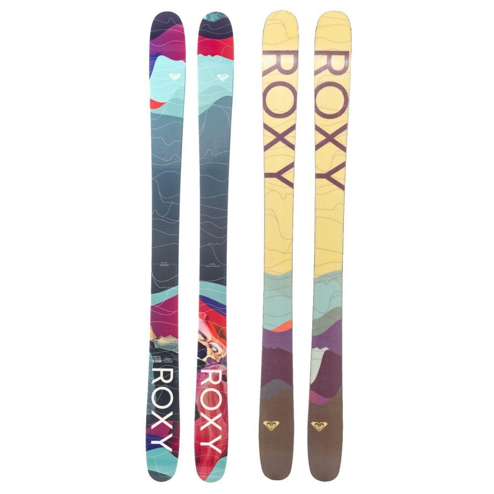 ロキシー Roxy レディース スキー・スノーボード ボード・板【Shima 96 Alpine Skis】See Photo