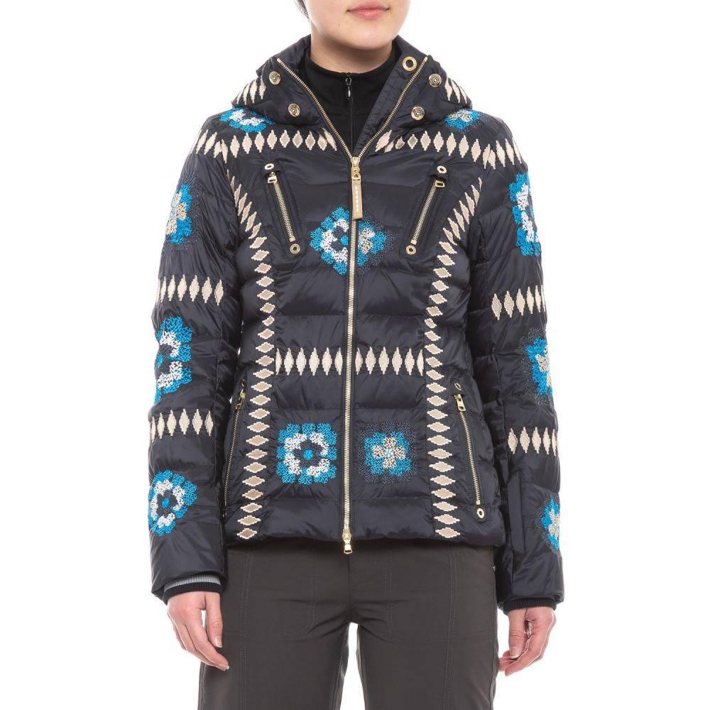 ボグナー Bogner レディース スキー・スノーボード ジャケット アウター【Elena-D Ski Jacket - Insulated】Navy