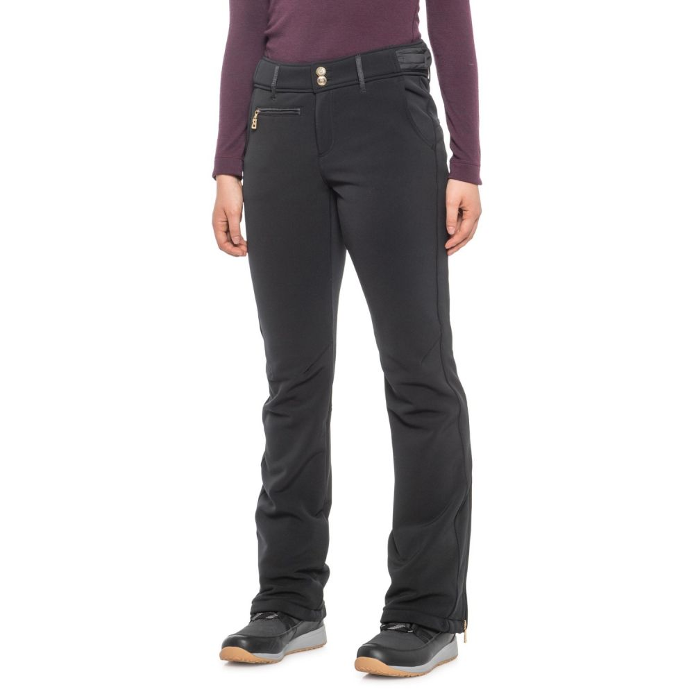 ボグナー Bogner レディース スキー・スノーボード ダウン・中綿 ボトムス・パンツ【Hailey Down Ski Pants - Insulated】Black