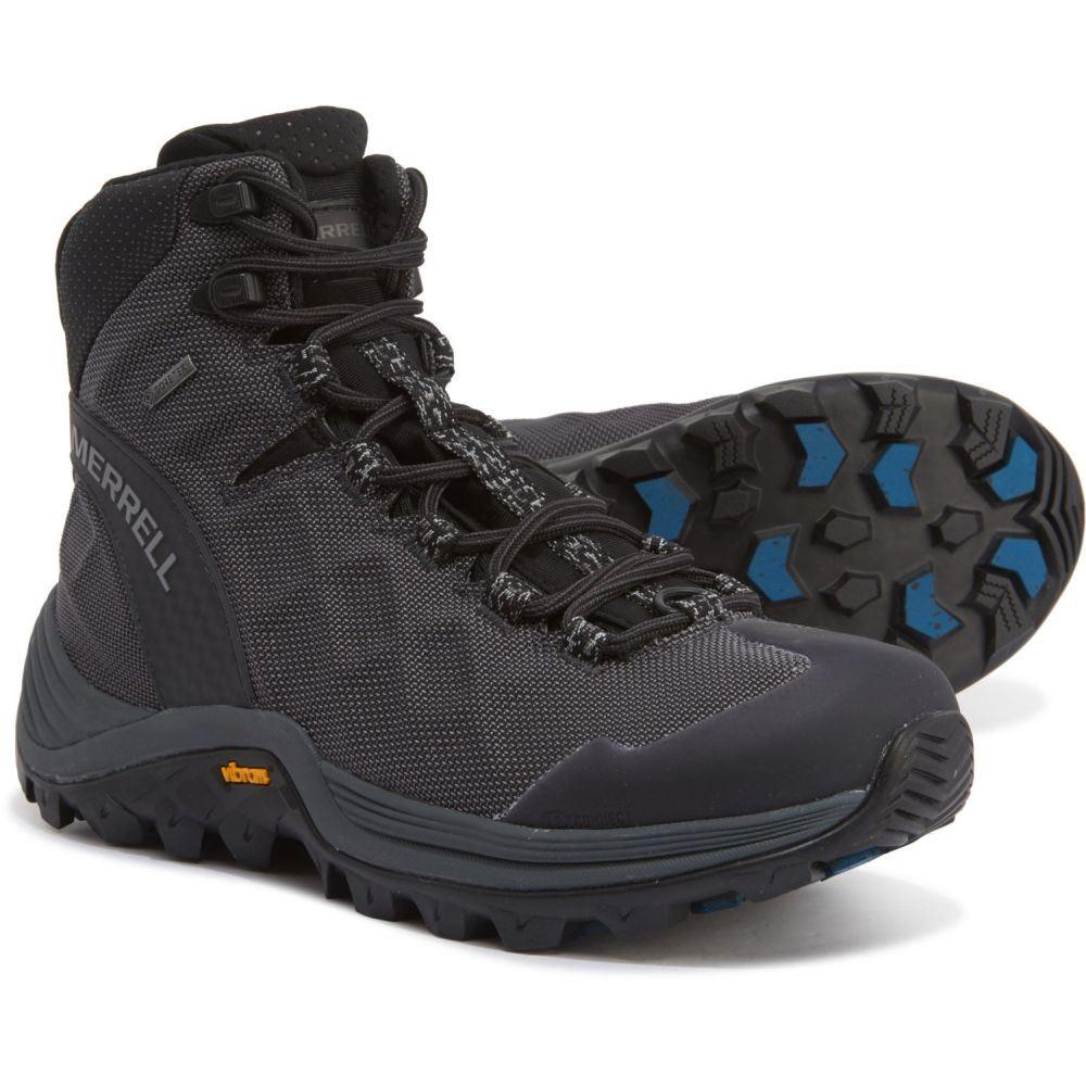 メレル Merrell レディース ハイキング・登山 ブーツ シューズ・靴【Thermo Rogue Gore-Tex Hiking Boots - Waterproof, Insulated】Black
