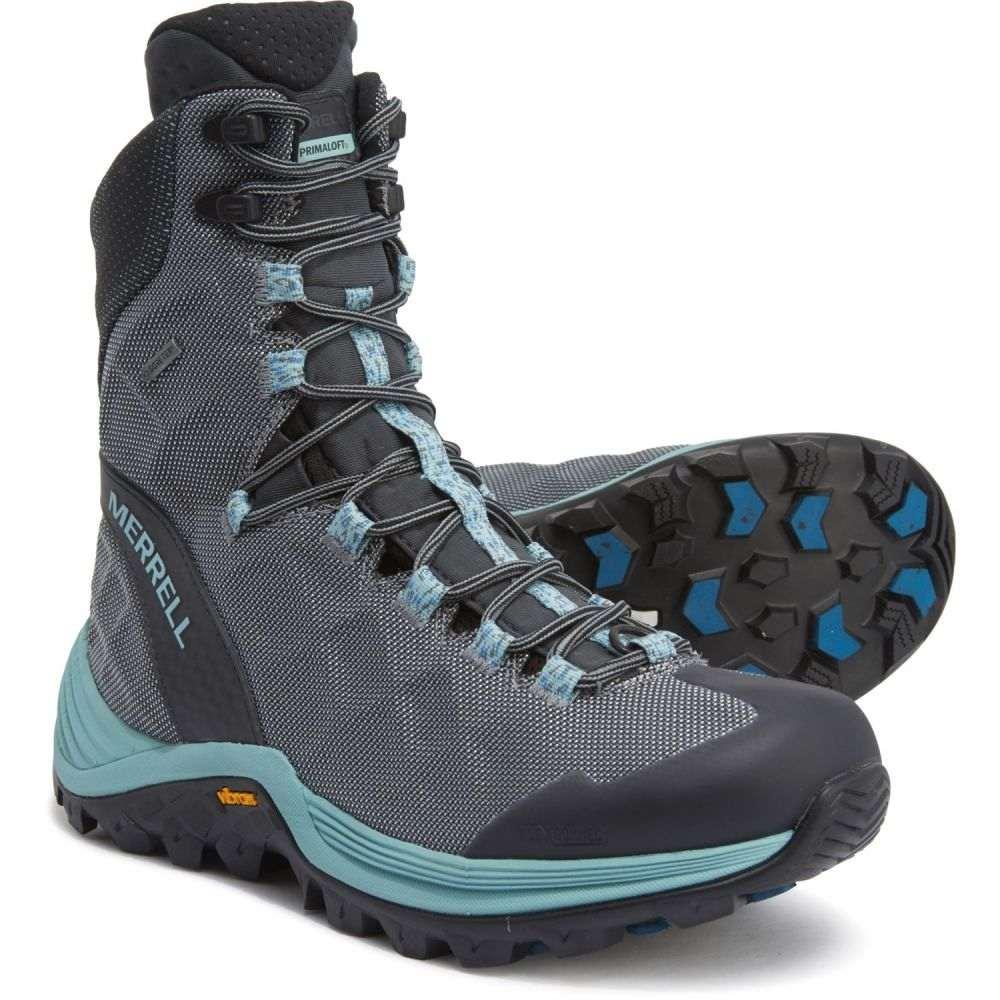 メレル Merrell レディース ハイキング・登山 ブーツ シューズ・靴【Thermo Rogue Tall PrimaLoft Hiking Boots - Waterproof, Insulated】Ice Castle