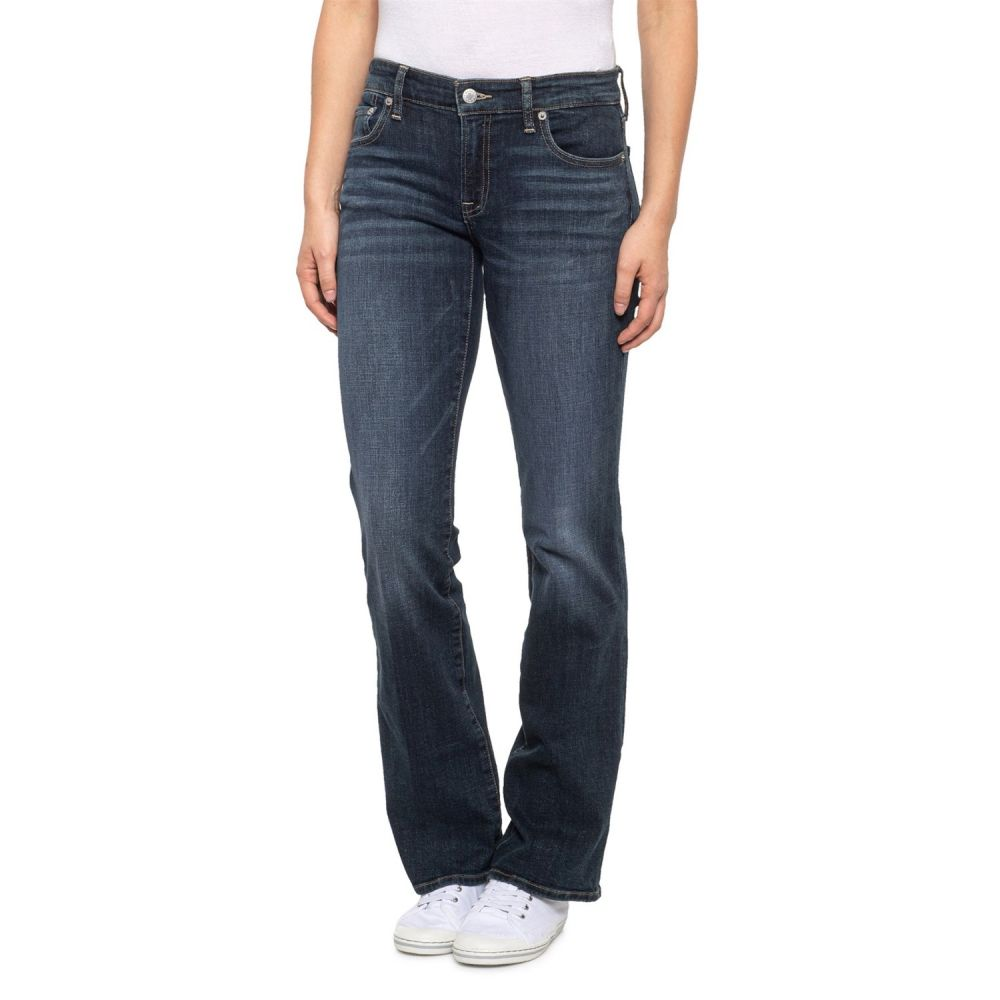 ラッキーブランド Lucky Brand レディース ジーンズ・デニム ブーツカット ボトムス・パンツ【Sweet Bootcut Jeans】Aquatic