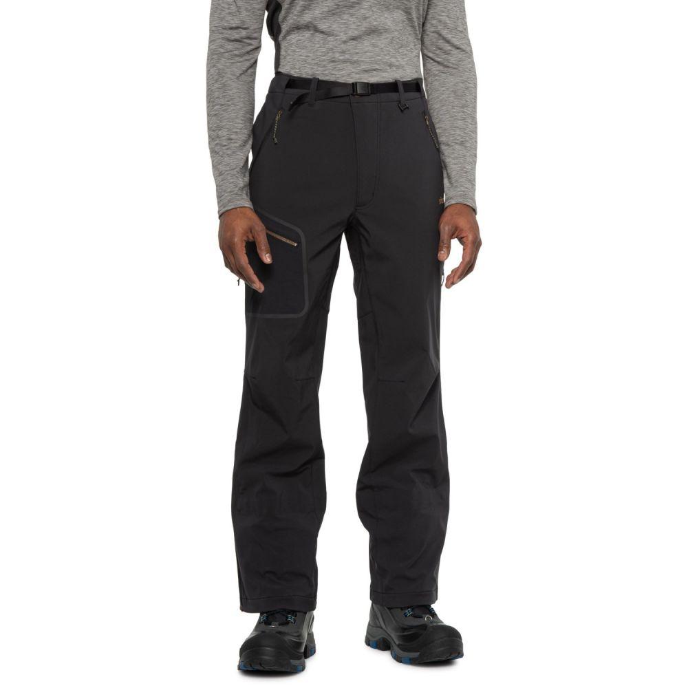 シェルパ Sherpa メンズ ボトムス・パンツ 【Black Nilgiri Pants】Black