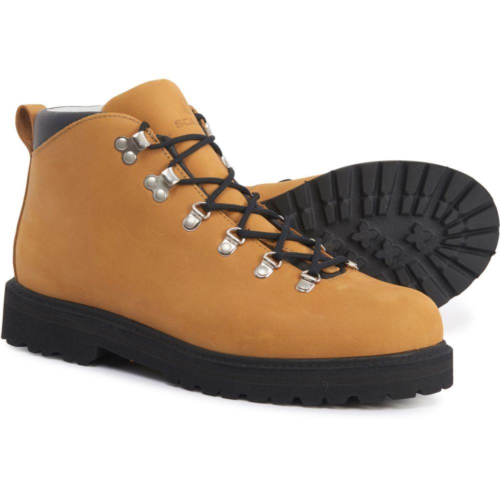 スカルパ Scarpa メンズ ハイキング・登山 ブーツ シューズ・靴【Made in Italy Prime X Lite Hiking Boots - Nubuck】Natural