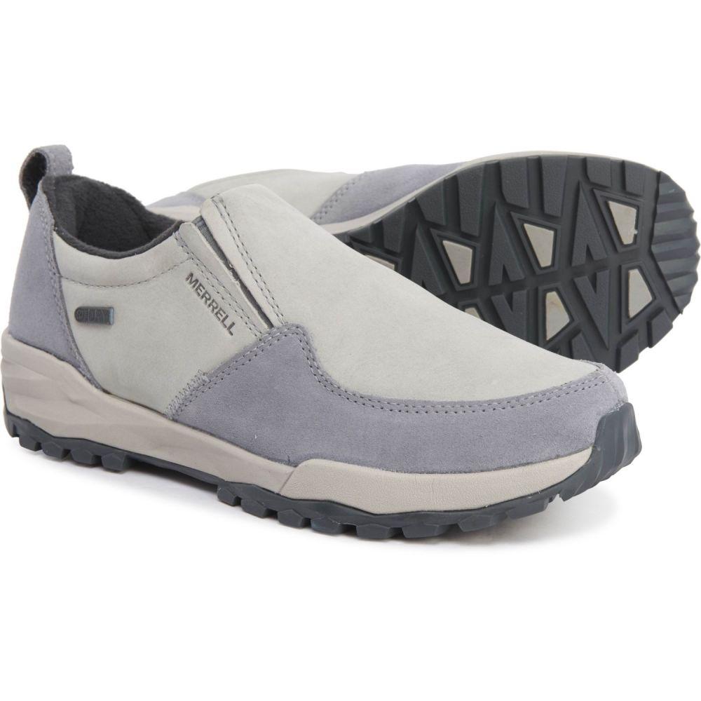 メレル Merrell レディース シューズ・靴 【Icepack Moc Polar Shoes - Waterproof, Insulated】Monument