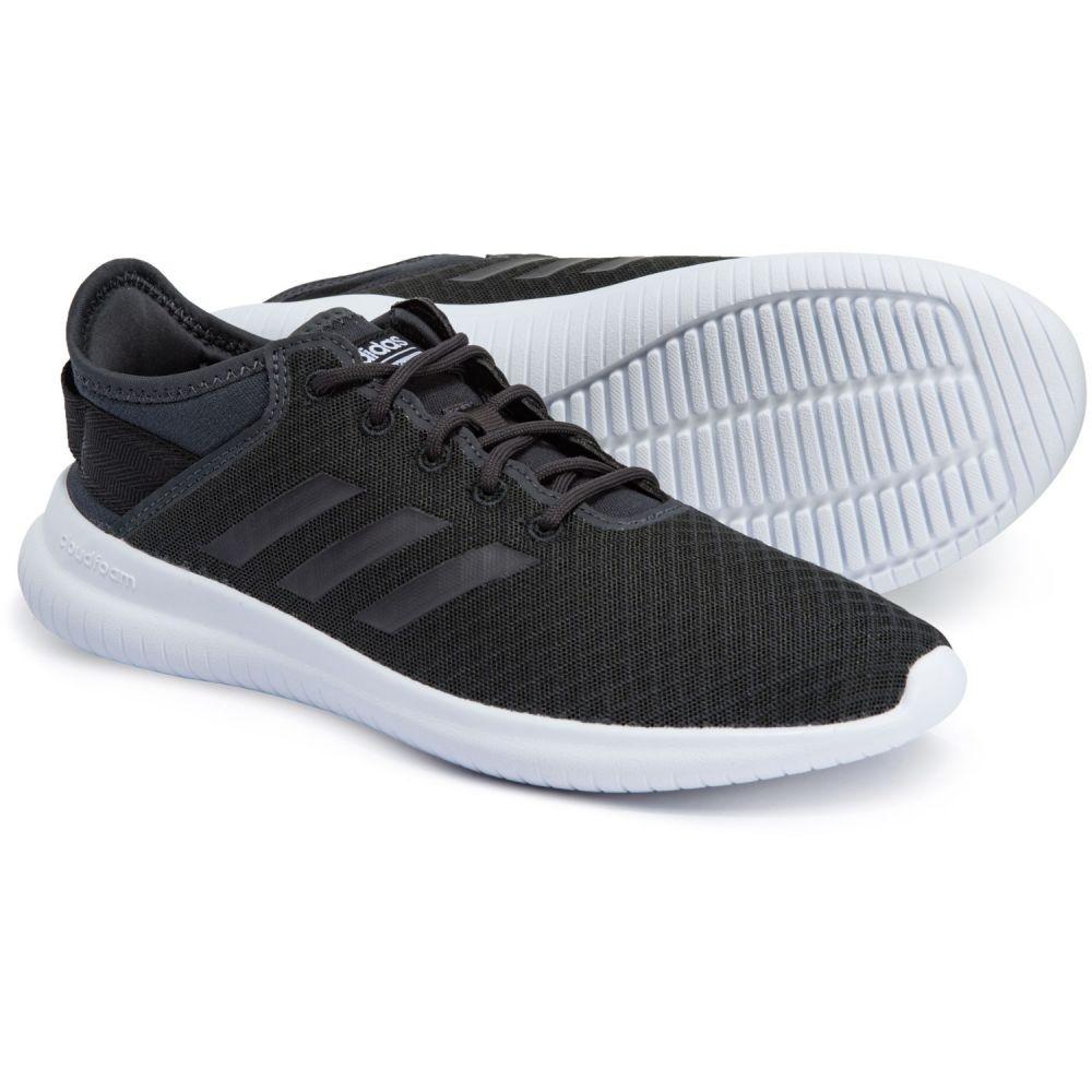 アディダス adidas レディース ランニング・ウォーキング スニーカー シューズ・靴【QT Flex Running Sneakers】Carbon/Carbon/Core Black