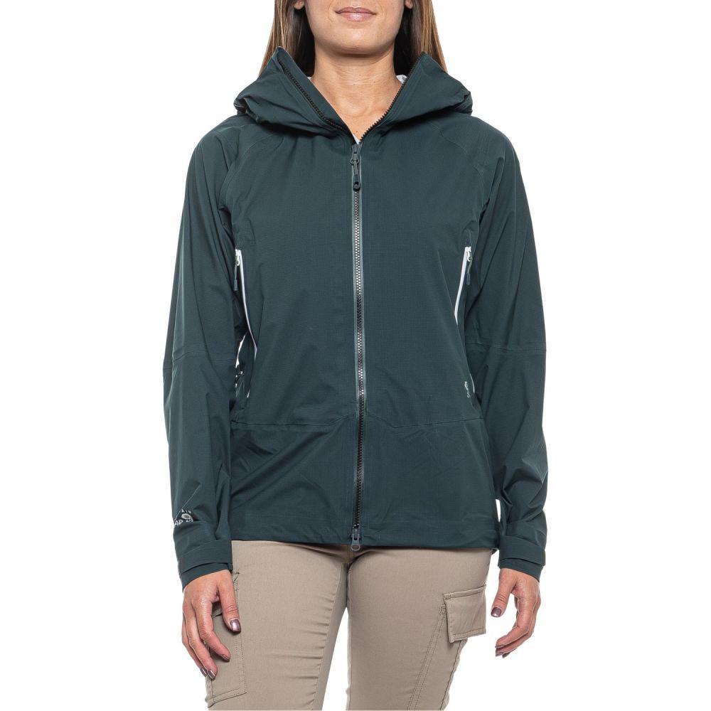 マウンテンハードウェア Mountain Hardwear レディース ジャケット アウター【Superforma 3L Jacket - Waterproof, RECCO】Blue Spruce