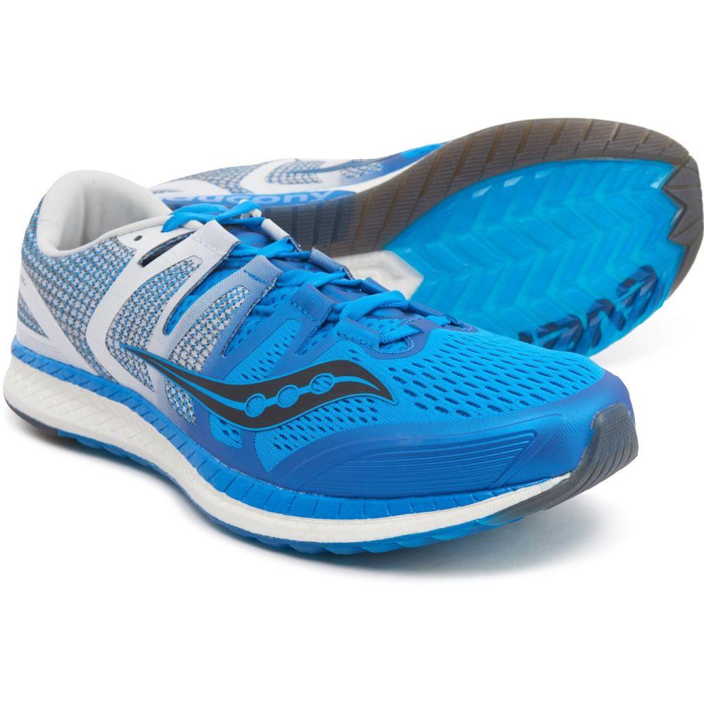サッカニー Saucony メンズ ランニング・ウォーキング シューズ・靴【Liberty ISO Running Shoes】Blue/White/Black
