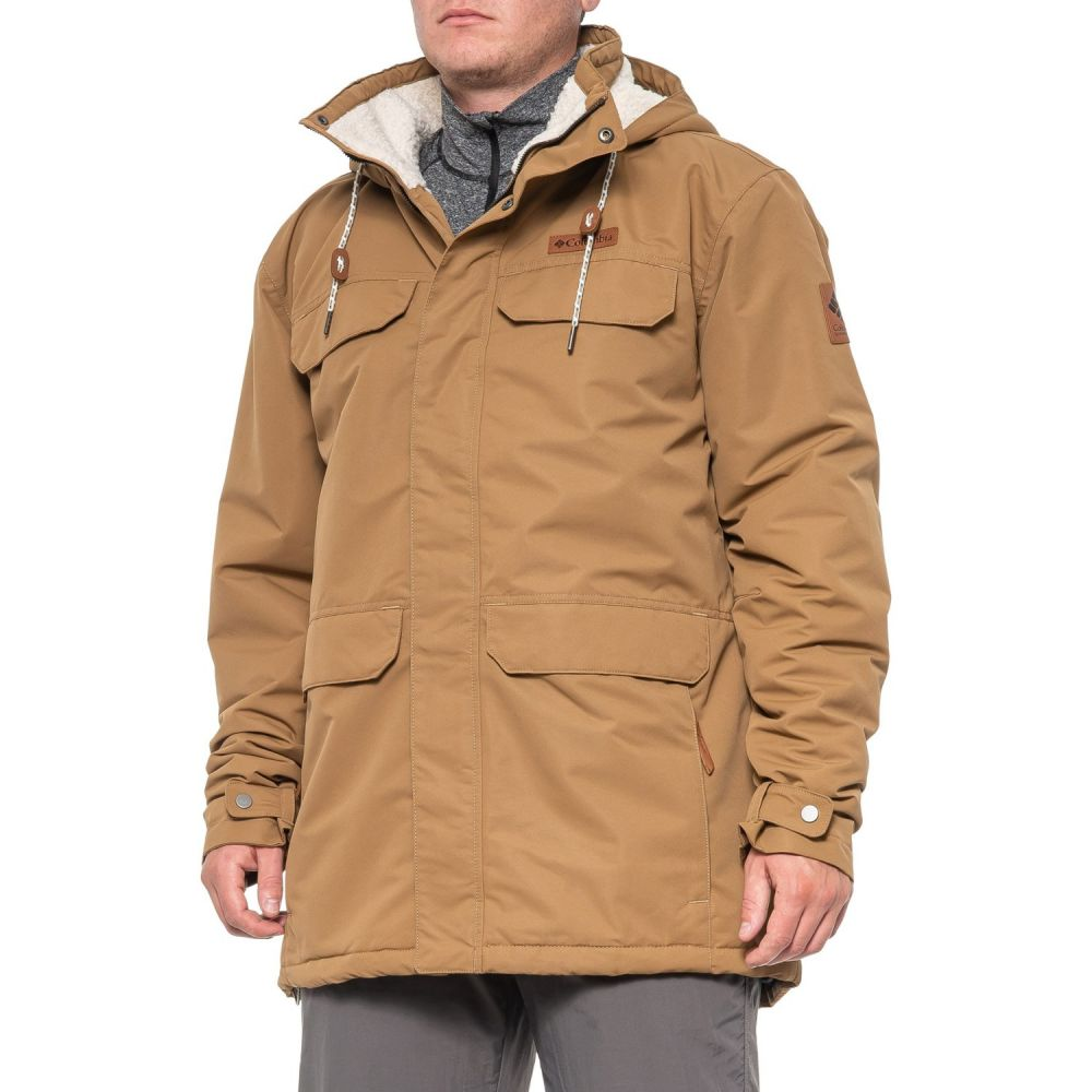 コロンビア Columbia Sportswear メンズ ジャケット アウター【South Canyon Lined Jacket Omni-Tech Jacket - Waterproof, Insulated】Delta