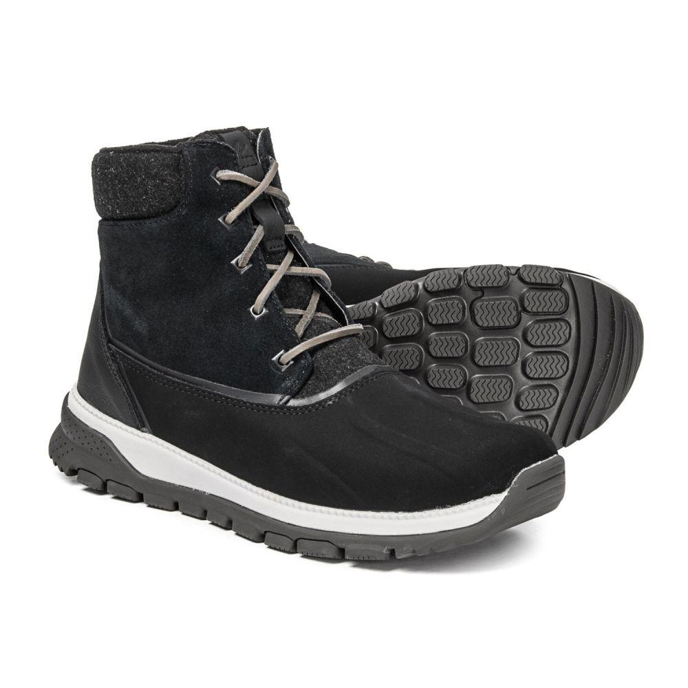 スペリー Sperry メンズ ブーツ シューズ・靴【Seamount Duck Boots - Waterproof, Insulated】Black