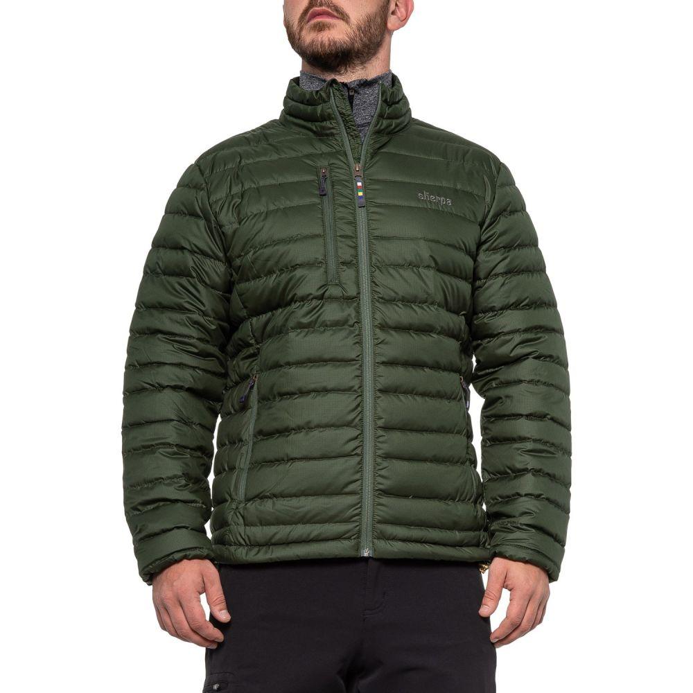シェルパ Sherpa メンズ ジャケット アウター【Nangpala PrimaLoft Jacket - Insulated】Mewa Green