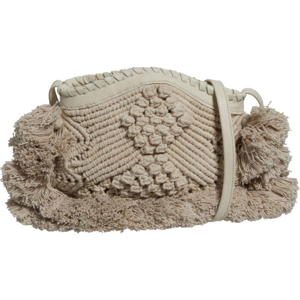 クレオベラ Cleobella レディース ショルダーバッグ バッグ【Handwoven Macrame Crossbody Bag】Ivory