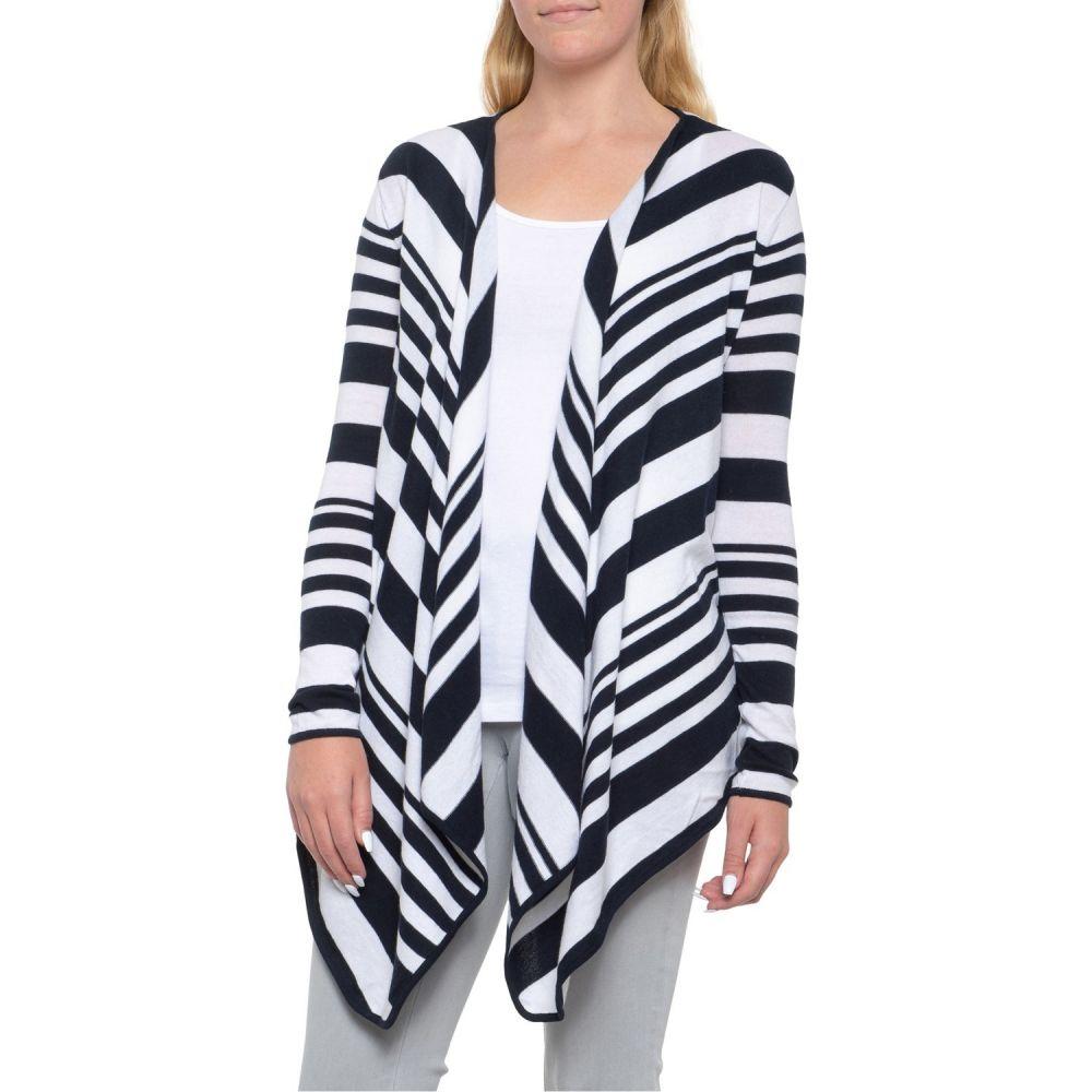 バブアー Barbour レディース カーディガン トップス【Harewood Cardigan Sweater - Merino Wool Blend】Navy