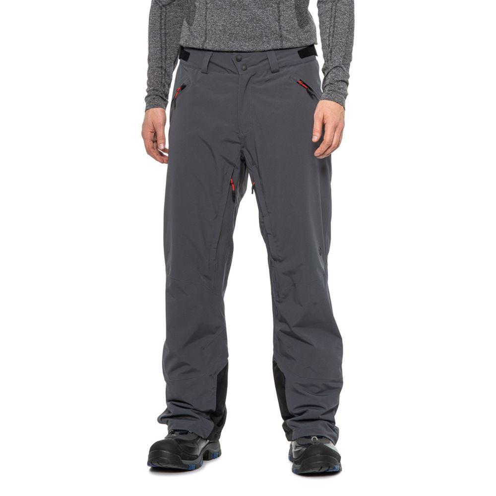 シンス Sunice メンズ スキー・スノーボード ボトムス・パンツ【All-Mountain Thinsulate Ski Pants - Insulated】Charcoal
