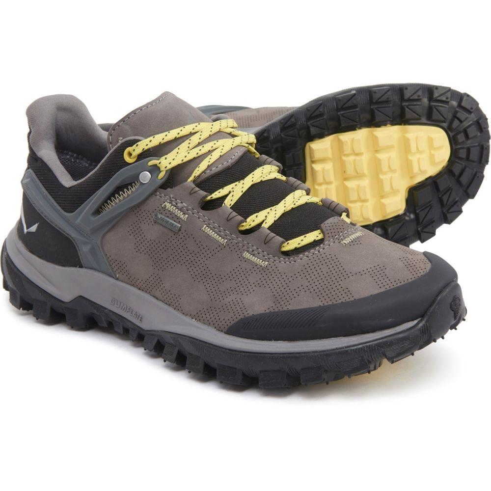 サレワ Salewa レディース ハイキング・登山 シューズ・靴【Wander Hiker Gore-Tex Shoes - Waterproof】Sauric/Limelight