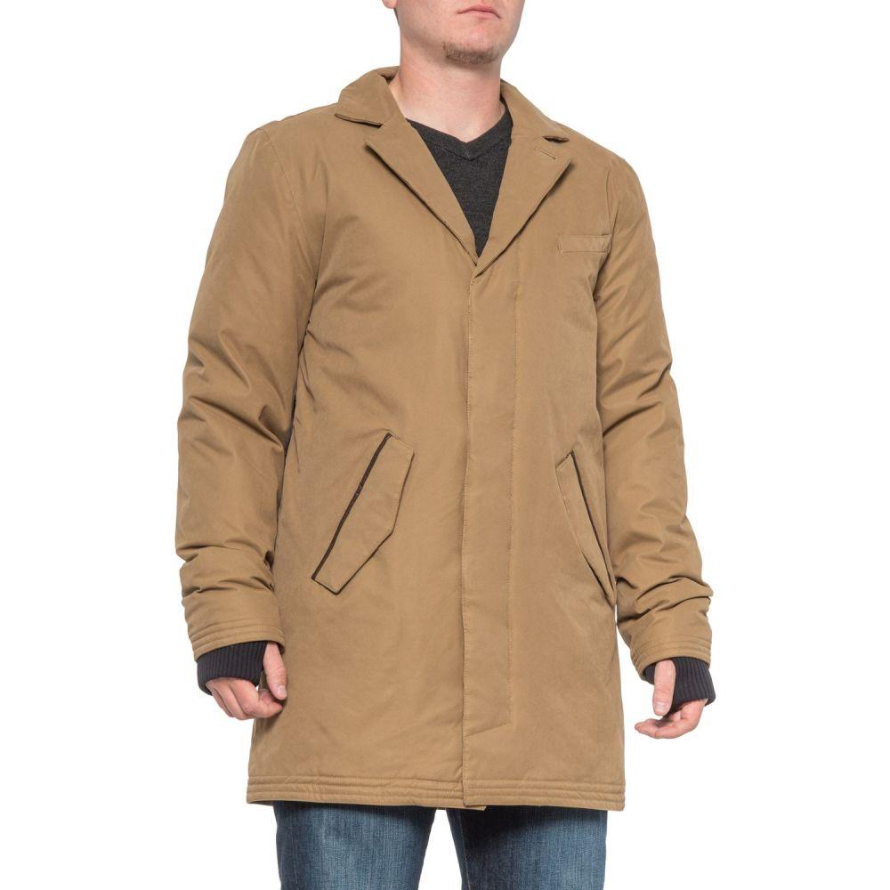 ノビス Nobis メンズ ダウン・中綿ジャケット アウター【Sir Salvador Overcoat Down Jacket - Waterproof, Insulated】Tan