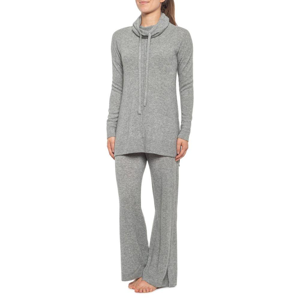 size L Cynthia Rowley Notch Collar Pajamas Set Short Sleeve Top /& Pants