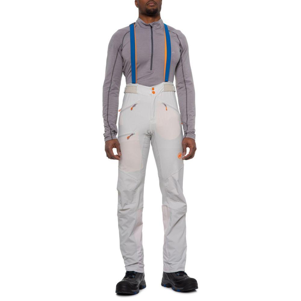 マムート Mammut メンズ ボトムス・パンツ 【Eisfeld Guide Soft Shell Pants - UPF 50+】Marble