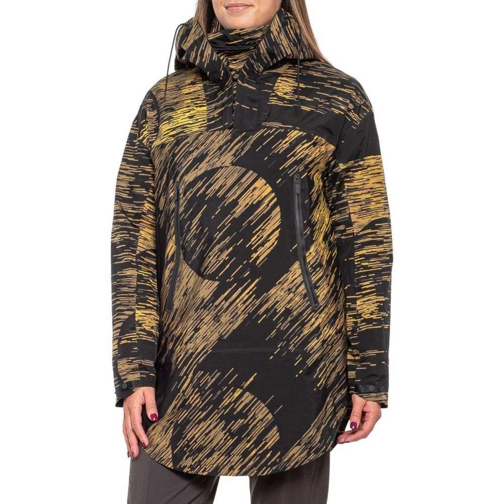 ザ ノースフェイス The North Face レディース ダウン・中綿ジャケット アウター【3-in-1 Cryos New Winter Cagoule Down Jacket - Waterproof, 550 Fill Power】Tnf Black Solar Flare Print