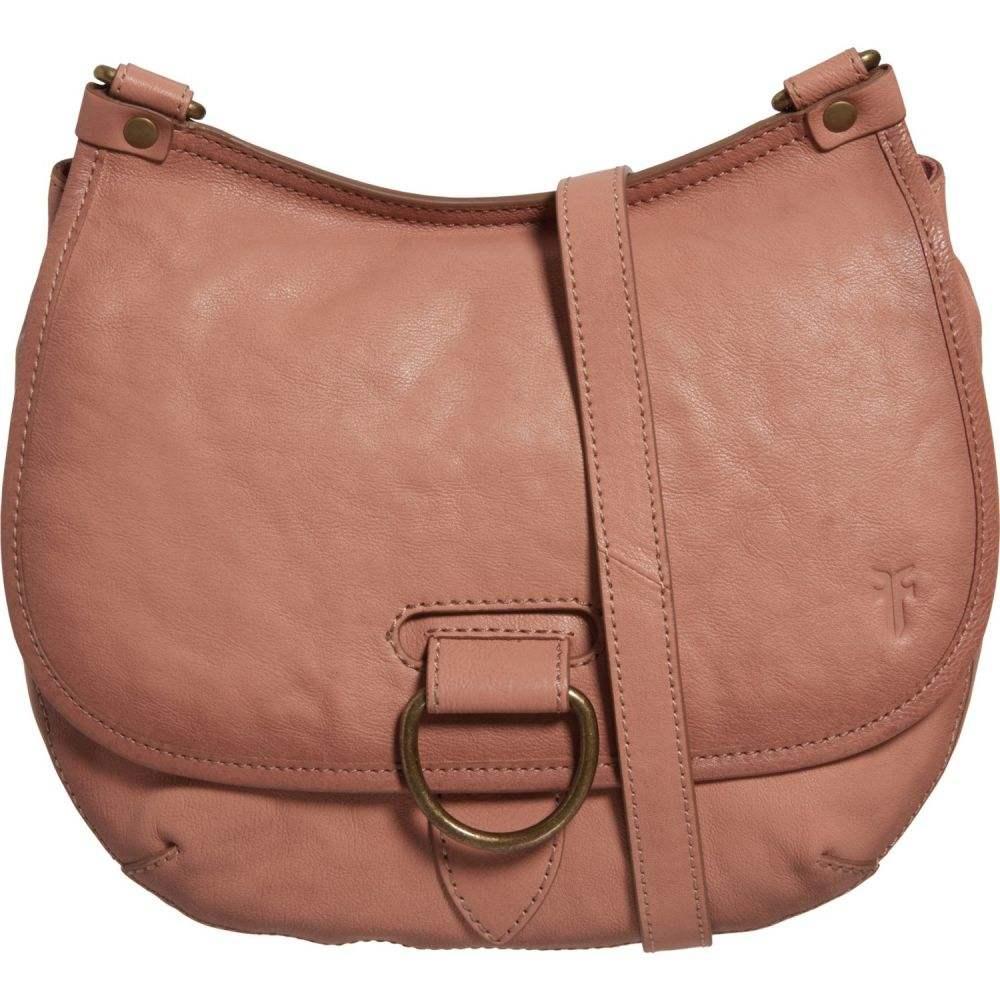 フライ Frye レディース ショルダーバッグ バッグ【Lucy Crossbody Bag - Leather】Dusty Rose
