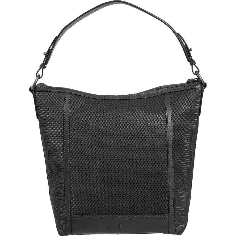 フライ Frye レディース ハンドバッグ バッグ【Lena Perf Hobo Bag - Leather】Black