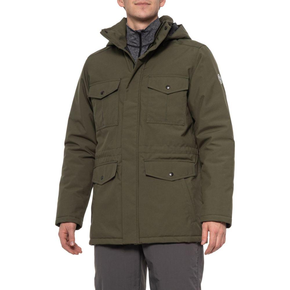 クオーツ QUARTZ メンズ ジャケット アウター【Canadian Designer Edmund Jacket - Insulated】Military Green