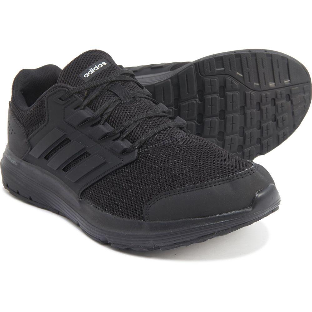 アディダス adidas メンズ ランニング・ウォーキング シューズ・靴【Galaxy 4 Running Shoes】Black