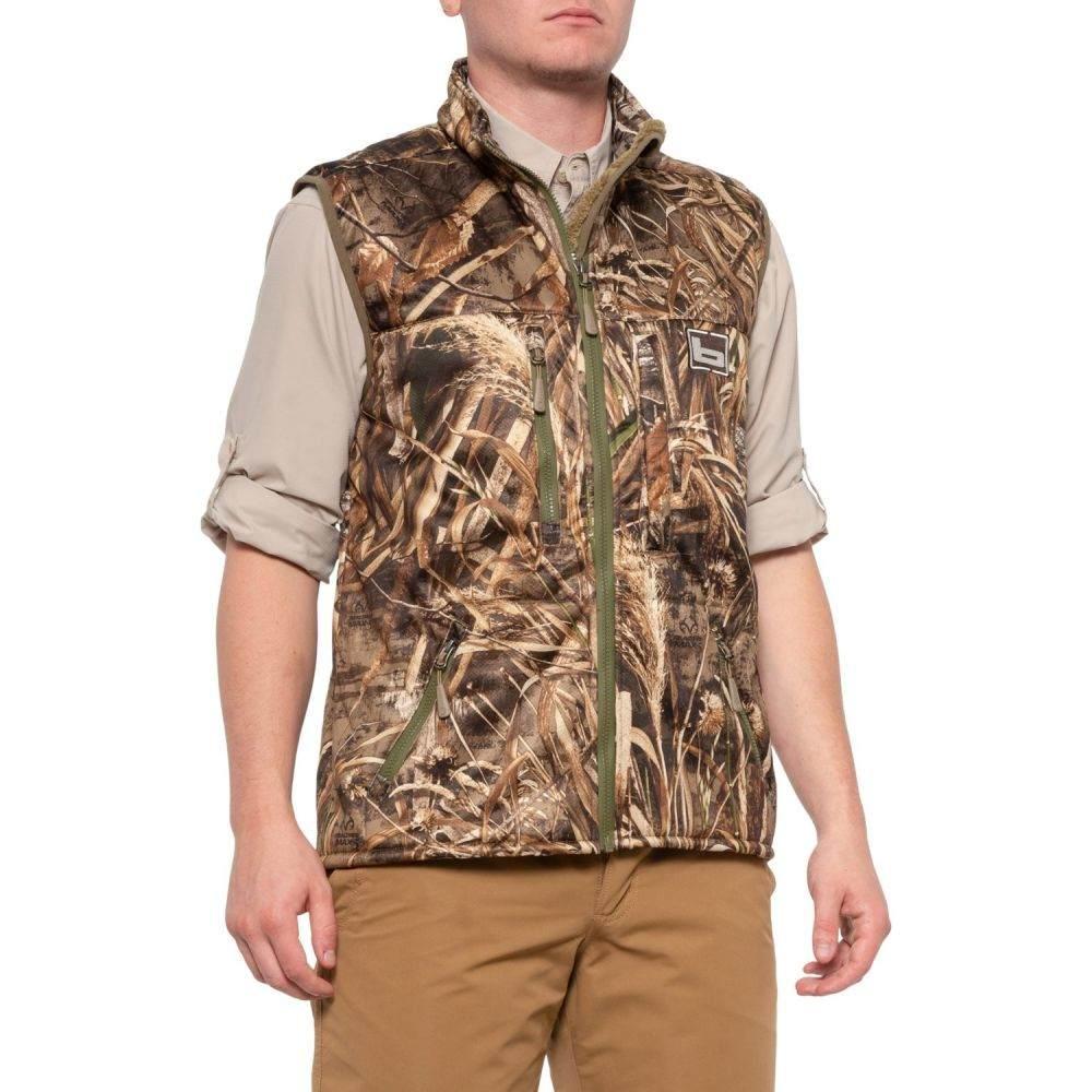 バンデッド Banded メンズ ベスト・ジレ トップス【Atchafalaya Vest】Realtree Max