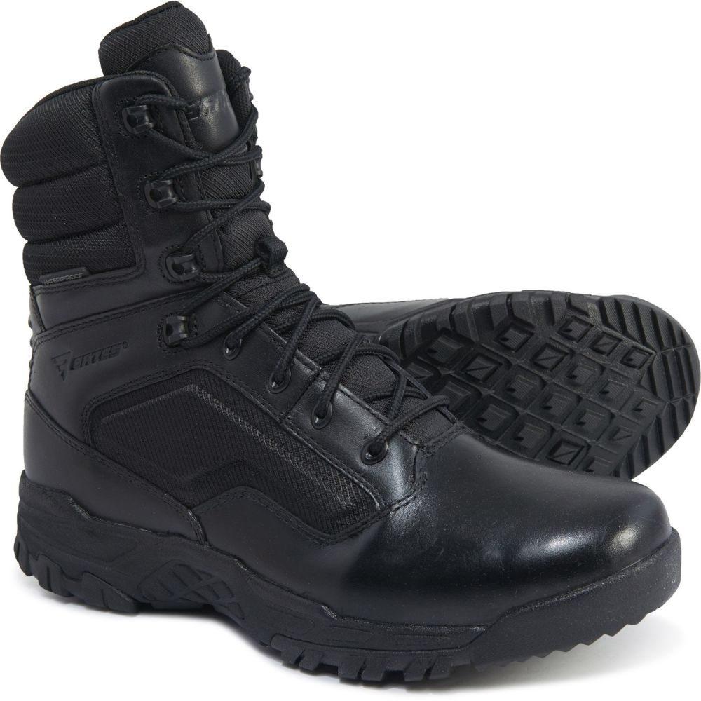 ベイツ Bates メンズ ブーツ ワークブーツ シューズ・靴【Siege 8 Work Boots】Black