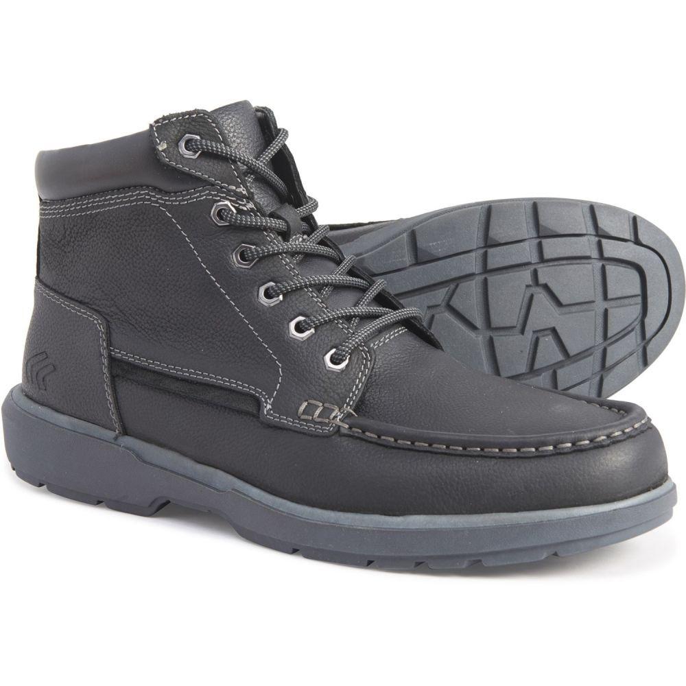 ドクター ショール Dr. Scholls メンズ ブーツ シューズ・靴【Mateo Boots - Leather】Black