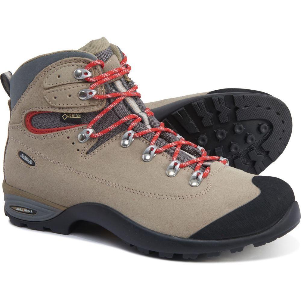 アゾロ Asolo レディース ハイキング・登山 シューズ・靴【Tacoma GV Gore-Tex Hiking Boots - Waterproof】Earth/Red