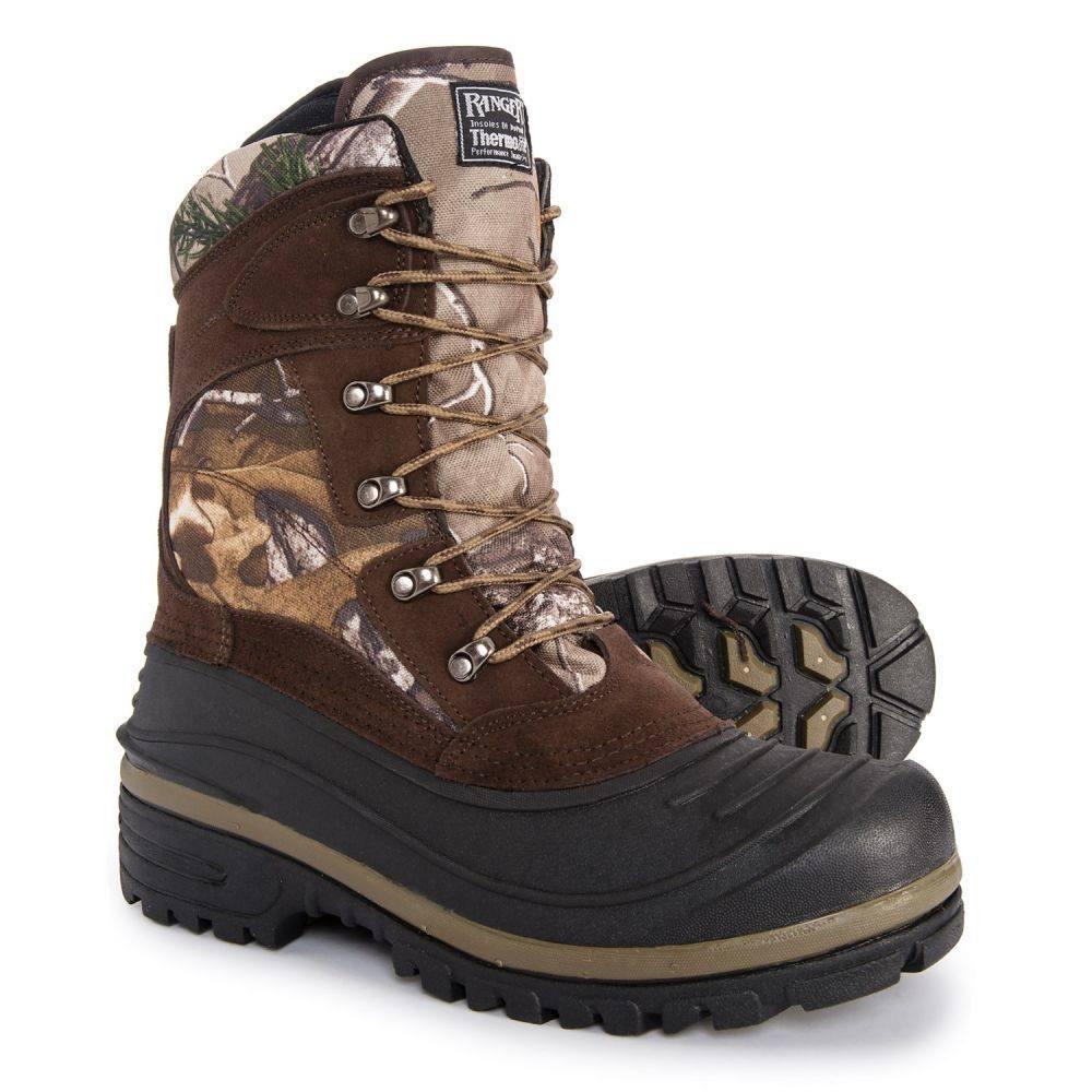 レンジャー Ranger メンズ ブーツ シューズ・靴【Apun RTX Camo Pac Boots - Waterproof, Insulated, Leather】Real Tree