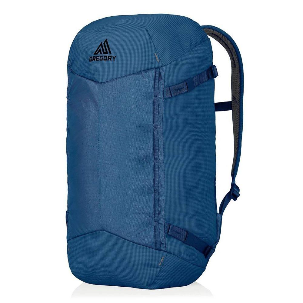 グレゴリー Gregory ユニセックス ハイキング・登山 バックパック・リュック【30L Compass Backpack】Indigo 青