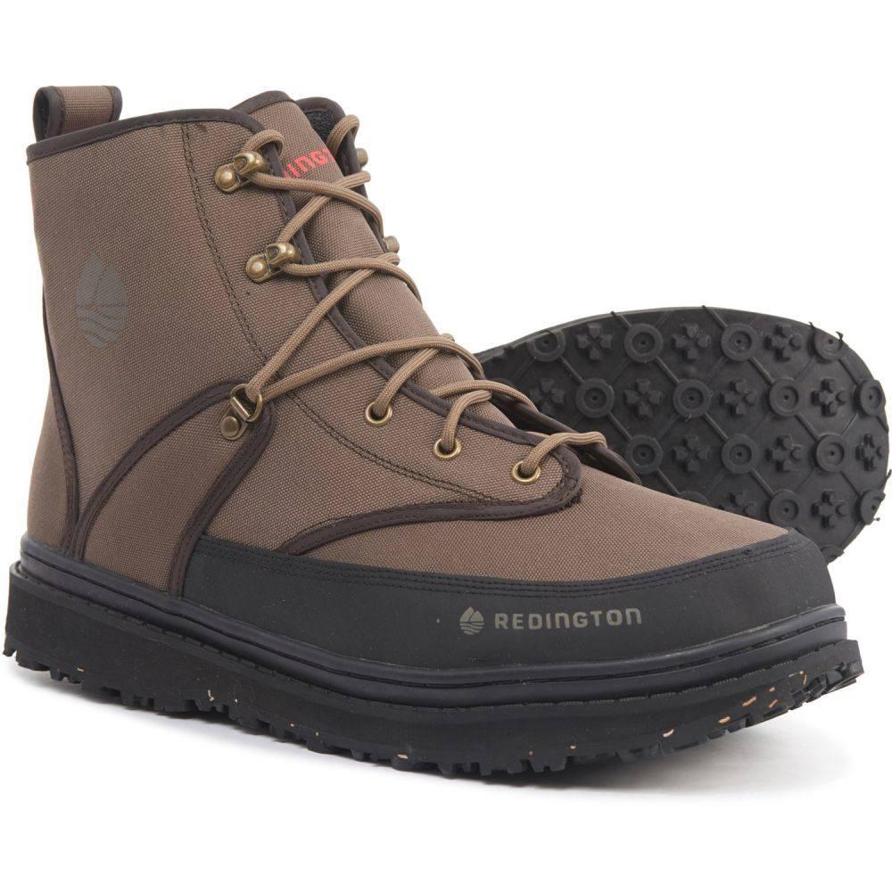 レディントン Redington メンズ ブーツ シューズ・靴【Palix River Wading Boots - Sticky Rubber Sole】Bark