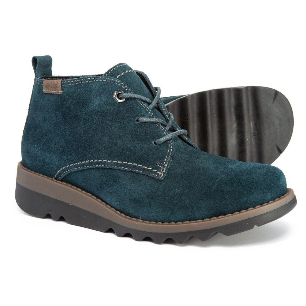 ジョセフセイベル Josef Seibel レディース ブーツ チャッカブーツ シューズ・靴【Lina 07 Chukka Boots】Aqua Kombi Canyon