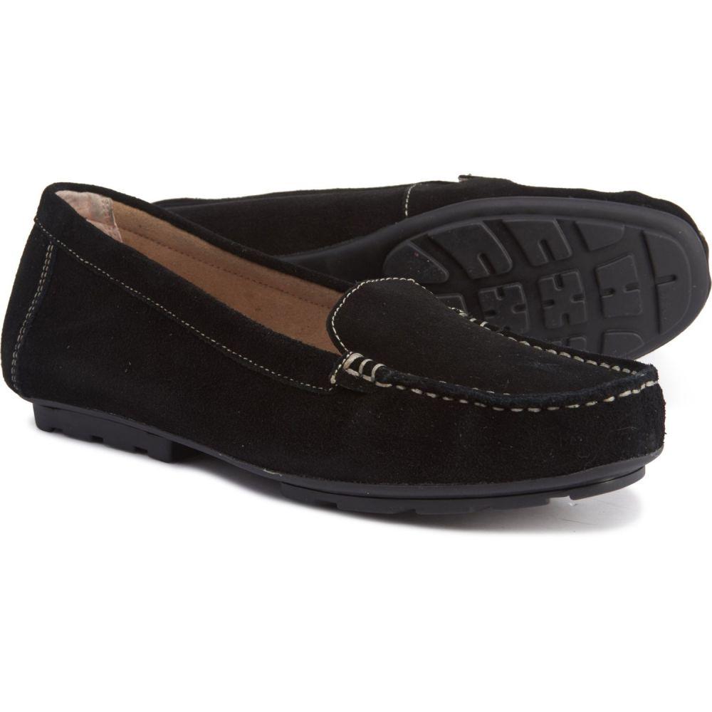 ブロンド Blondo レディース ローファー・オックスフォード シューズ・靴【Dale Loafers - Waterproof】Black Suede
