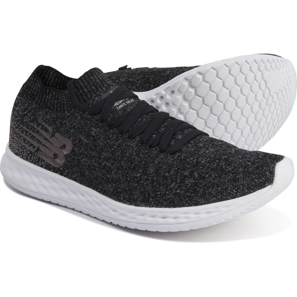 ニューバランス New Balance レディース ランニング・ウォーキング シューズ・靴【Fresh Foam Zante Solas Running Shoes】Black