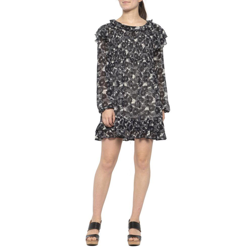 フリーピープル Free People レディース ワンピース ワンピース・ドレス【Black Combo These Dreams Mini Dress - Long Sleeve】Black Combo