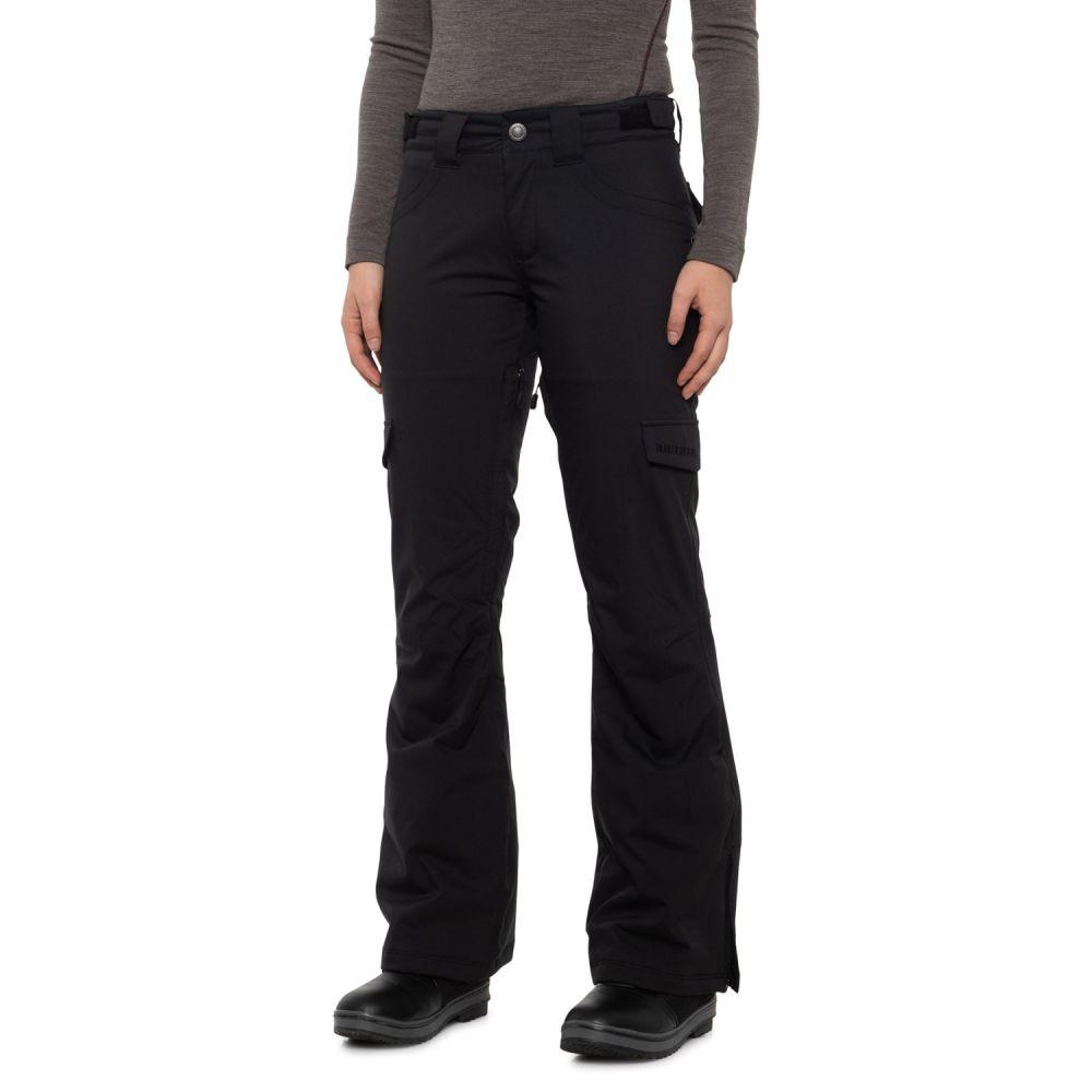 ボルダーギア Boulder Gear レディース スキニー・スリム ボトムス・パンツ【Skinny Flare Pants - Waterproof, Insulated】Black
