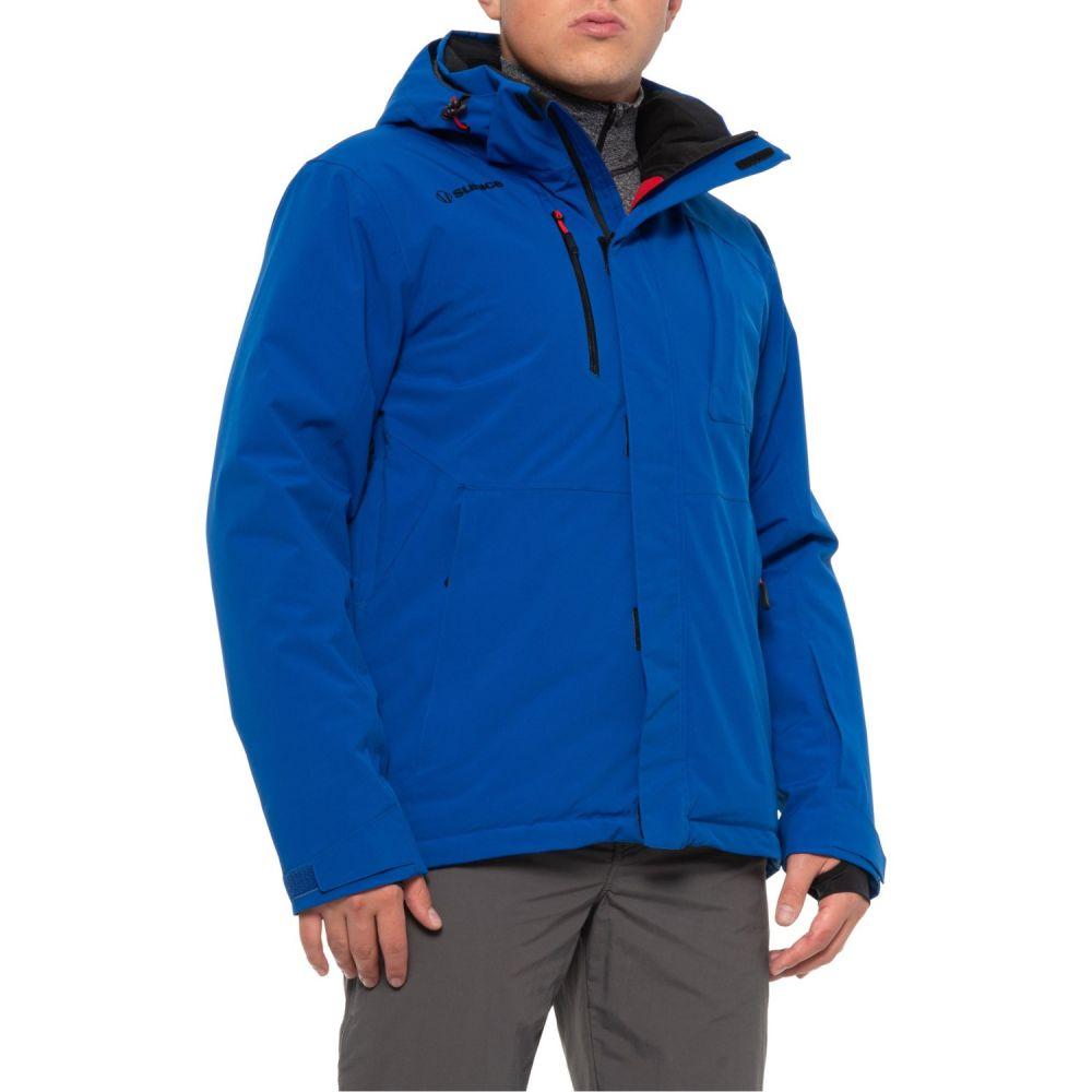 シンス メンズ スキー・スノーボード アウター Admiral Blue 【サイズ交換無料】 シンス Sunice メンズ スキー・スノーボード マウンテンジャケット ジャケット アウター【Big Sky Mountain Ski Jacket - Waterproof, Insulated】Admiral Blue