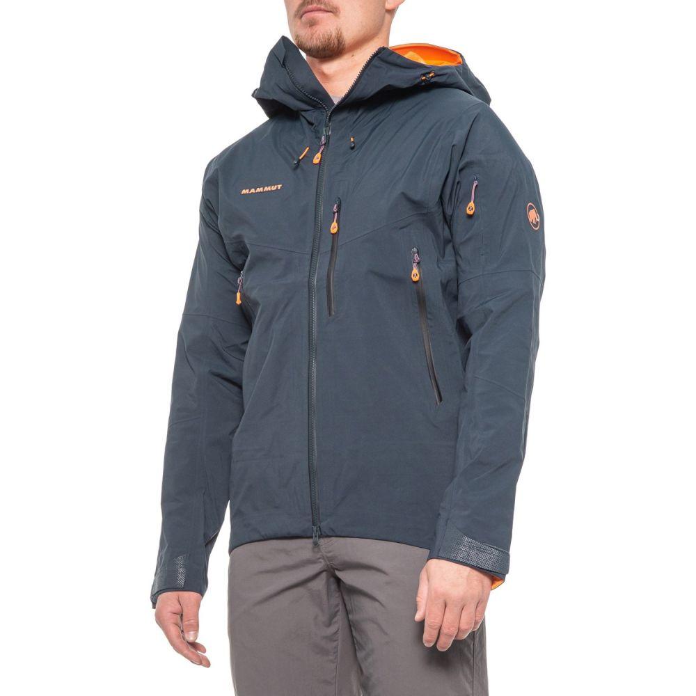 マムート Mammut メンズ スキー・スノーボード フード シェルジャケット ジャケット アウター【Nordwand Gore-Tex Pro Hard Shell Hooded Ski Jacket - Waterproof】Night