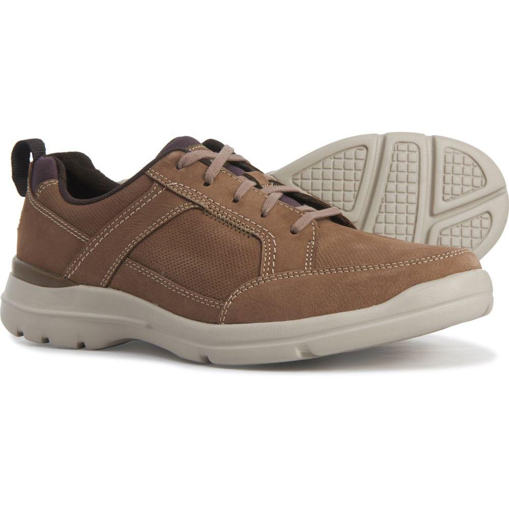 ロックポート Rockport メンズ シューズ・靴 レースアップ【City Edge Lace-Up Shoes - Leather】Taupe