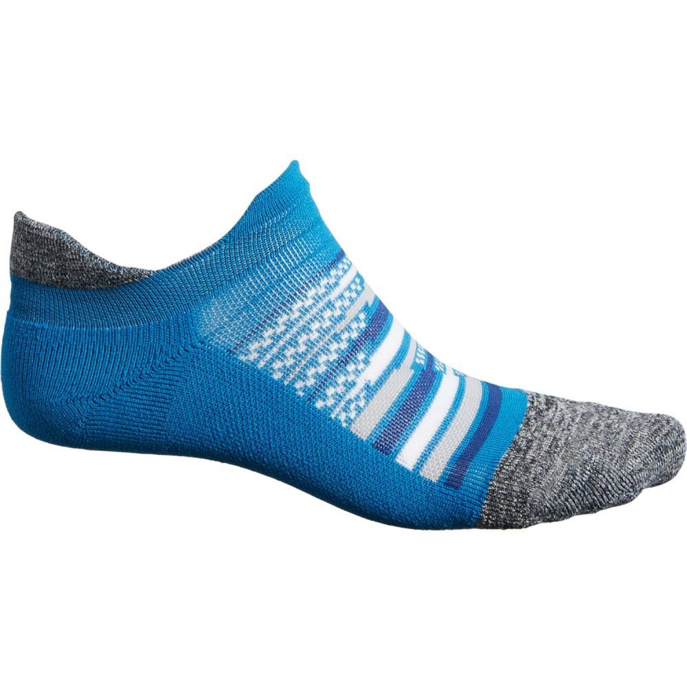フィーチャーズ Feetures ユニセックス ソックス インナー・下着【Maui Blue Elite Light Cushion Socks - Below the Ankle】Maui Blue