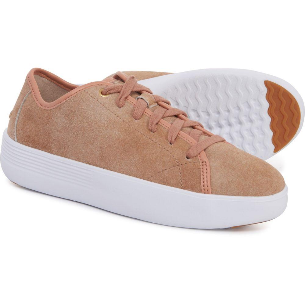 コールハーン Cole Haan レディース スニーカー シューズ・靴【Grand Crosscourt Casual Sneakers】Cork Denim